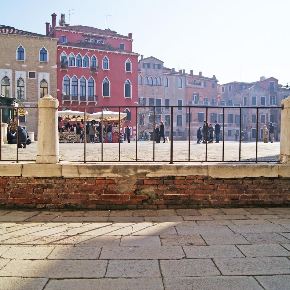 campo venice italian stories