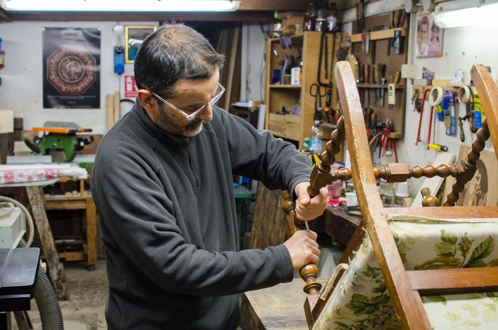 A Firenze dietro le quinte dell\'intarsio del legno – Italian Stories ...