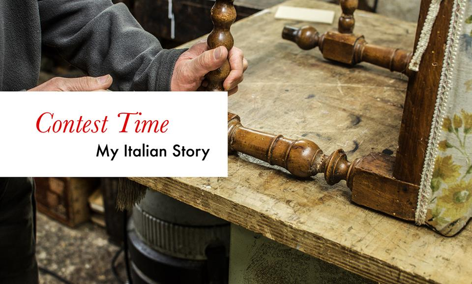 italian story stories contest