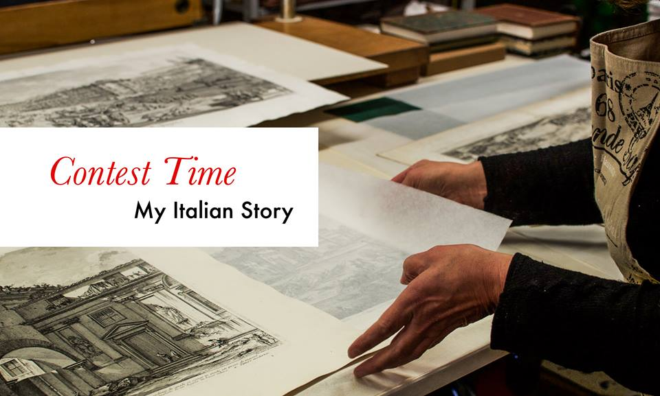 contest time italian story