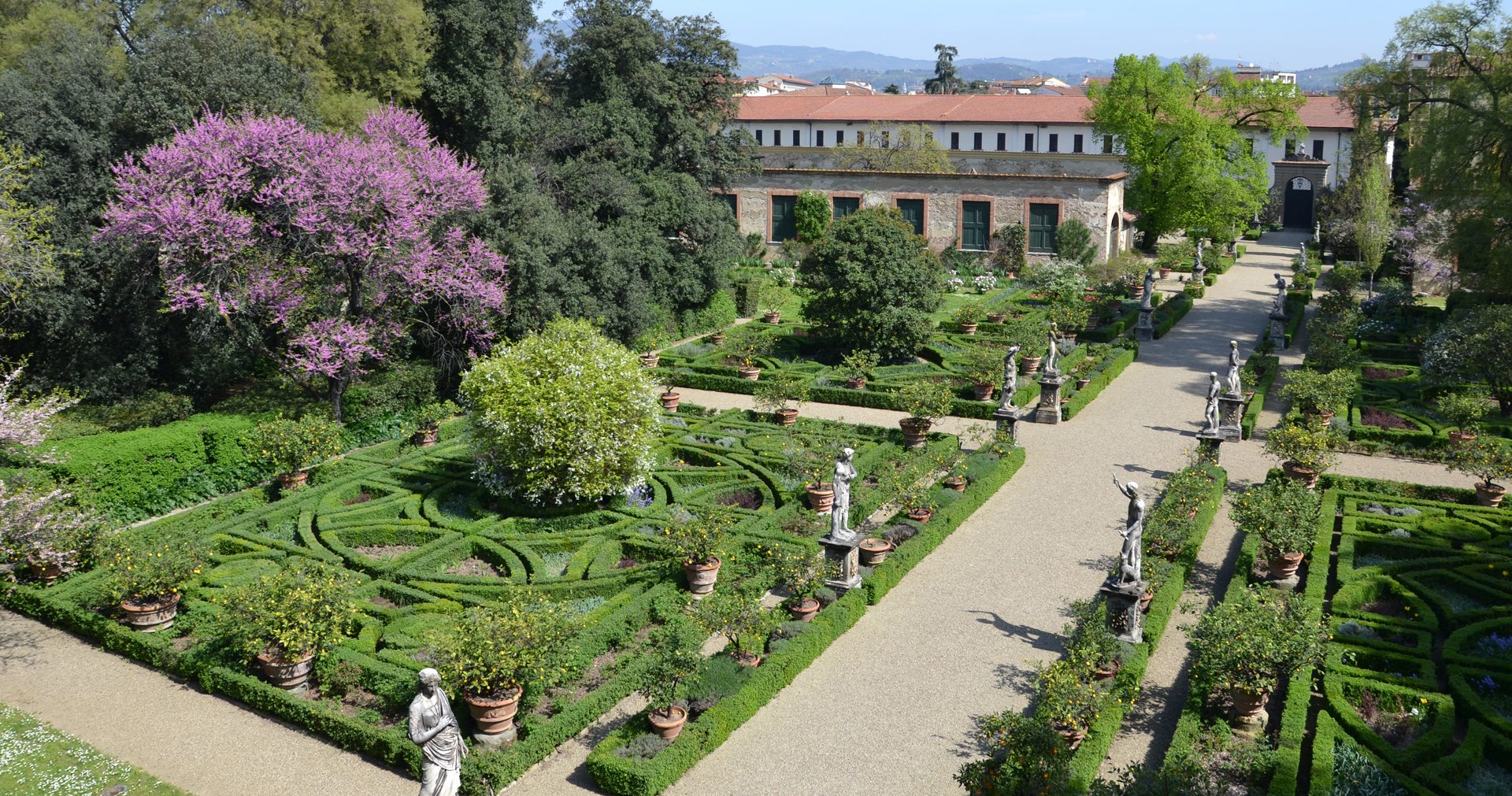 Artigianato e palazzo un weekend fiorentino tra fiori for Giardino firenze