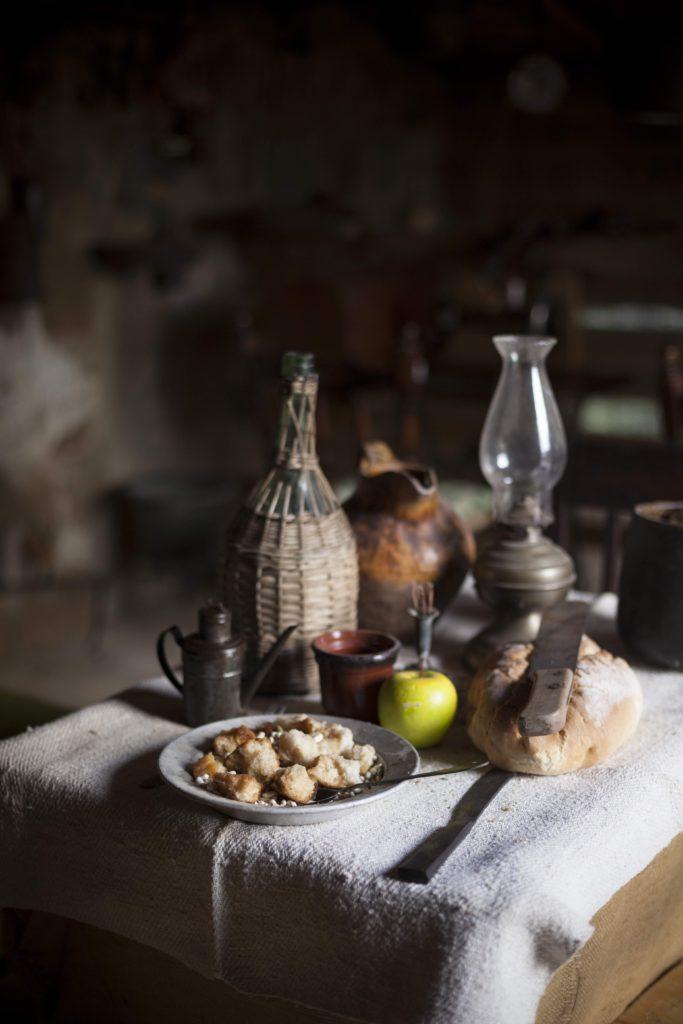 tuscia cuisine